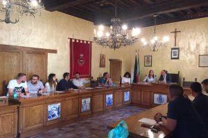 Canepina - Il nuovo consiglio comunale