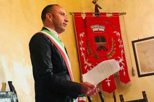 Canepina - Il sindaco Moneta