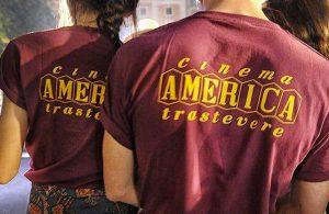 Le magliette di Cinema America