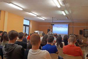 Montefiascone - L'incontro sulla scienza nella Divina Commedia