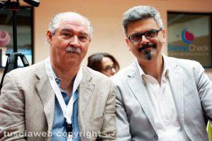 Viterbo - Lino Busà e Vittorio Ferla