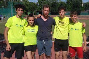 Sport - Atletica leggera - Finass Viterbo