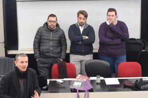 Viterbo - Unitus - I Sognando Favl e Antonello Ricci