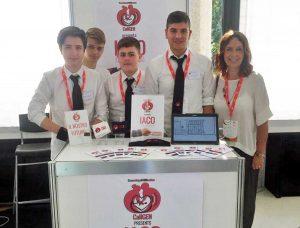"""Milano - Gli studenti dell'Itts """"L. da Vinci"""" vincono il primo premio di """"Ready to work award"""""""