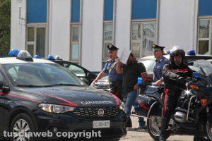 Carabinieri - Stroncato traffico internazionale di droga