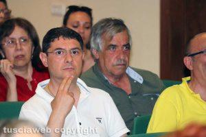 Viterbo - Assemblea pubblica per costituire una rete antifascista - Alessandro Mazzoli (Pd)