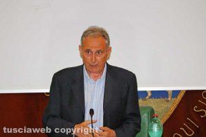 Viterbo - Enrico Mezzetti - Presidente provinciale Anpi