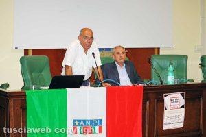 Pierluigi Ortu ed Enrico Mezzetti