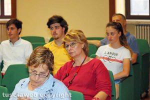 Viterbo - Assemblea pubblica per costituire una rete antifascista - Miranda Perinelli (Cgil)
