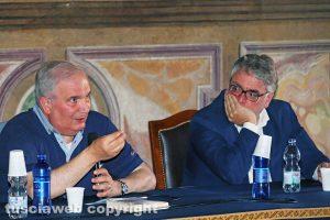 Giuseppe Fioroni e Miguel Gotor