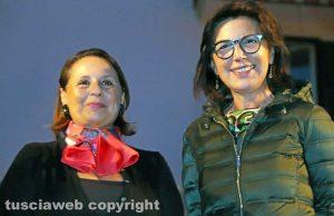 Luisa Regimenti e Cinzia Bonfrisco