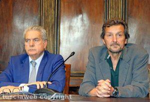 Giovanni Arena e Gianpiero Mauretti