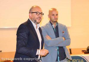 Mauro Rotelli e Nicola Procaccini