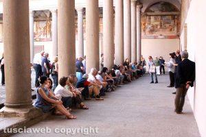 """Viterbo - Il master Dibaf per """"Narratori di comunità"""""""
