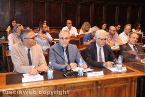 Viterbo - Consiglio comunale straordinario su Mammagialla