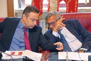 Pietro Nocchi e Andrea Bossola