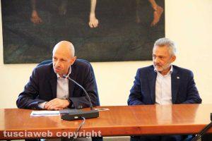 Viterbo - Alessandro Ruggieri e Silvano Onofri