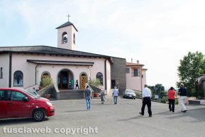 Viterbo - Santa Maria della Grotticella