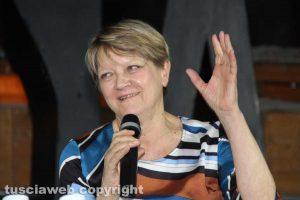 Rita Bernardini, della presidenza del Partito radicale nonviolento transnazionale transpartito