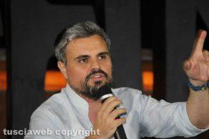 Massimiliano Coccia, giornalista di Radio Radicale