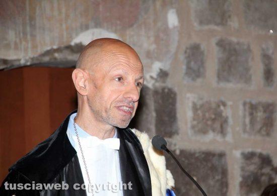 Il discorso del rettore Alessandro Ruggieri