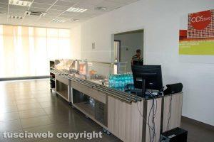 Viterbo - Inaugurazione nuova mensa universitaria