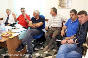 Viterbo - La riunione della consulta delle categorie della Uil
