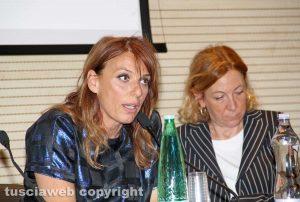 Daniela Donetti e Maria Rosaria Covelli