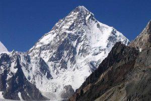 Pakistan - K2