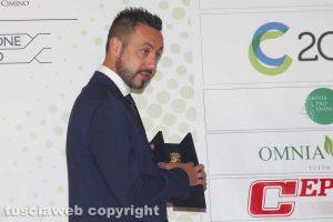 Sport - Il premio Calabrese - Roberto De Zerbi