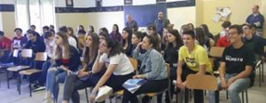 """Tarquinia - Progetto """"Velascuola"""" per gli studenti al Cardarelli"""