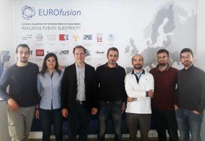 Il gruppo di Ingegneria dell'Unitus al Max Plank di Monaco di Baviera