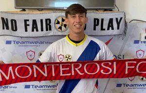 Sport - Calcio - Monterosi Fc - Alessio Rasi