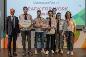 """Il Da Vinci di Viterbo vince il premio """"Ready for work Award"""""""