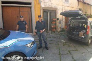 Viterbo - Donna si uccide in via della Morra