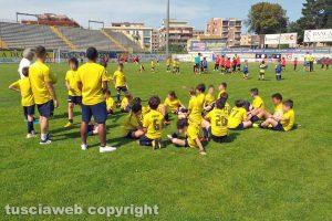 Sport - Calcio - Calcio Tuscia - La festa di fine stagione