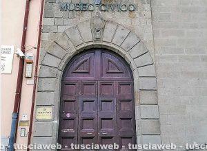 Viterbo - Il museo civico chiuso