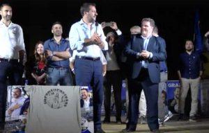 Cremona - Comizio di Matteo Salvini del 3 giugno