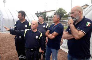 Corchiano - Esercitazione regionale della protezione civile