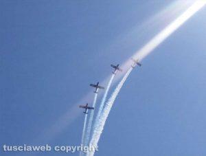 Montalto Marina - Air Show - Pattuglie acrobatiche e soliste