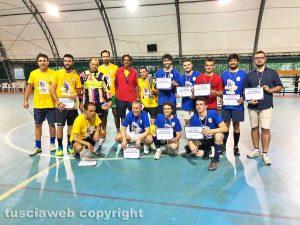 Viterbo - Il torneo Tuscia league