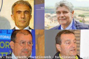 Franco Caprioli, Antonio Zezza e Alessandro Giulivi, Gianni Moscherini