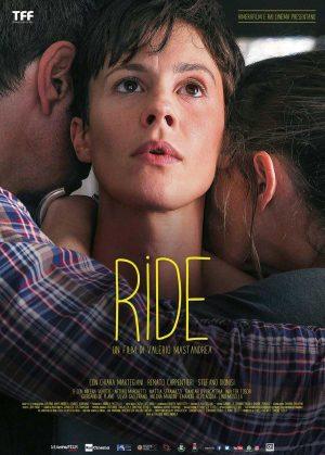 La locandina del film Ride