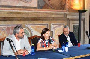 Alessio Trani, Maria Nicolina Ripa, Remo Parenti
