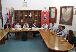 Bassano in Teverina - Consiglio comunale d'insediamento