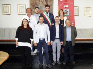 Bassano in Teverina - L'amministrazione Romoli