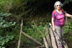 Sutri - L'associazione Tuscia pro natura lungo la via Francigena