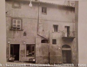 Viterbo - Via Cairoli, anni Sessanta