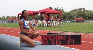 Atletica - Larissa Iapichino