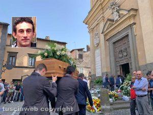 Vignanello - I funerali di Innocenzo Ceccarelli